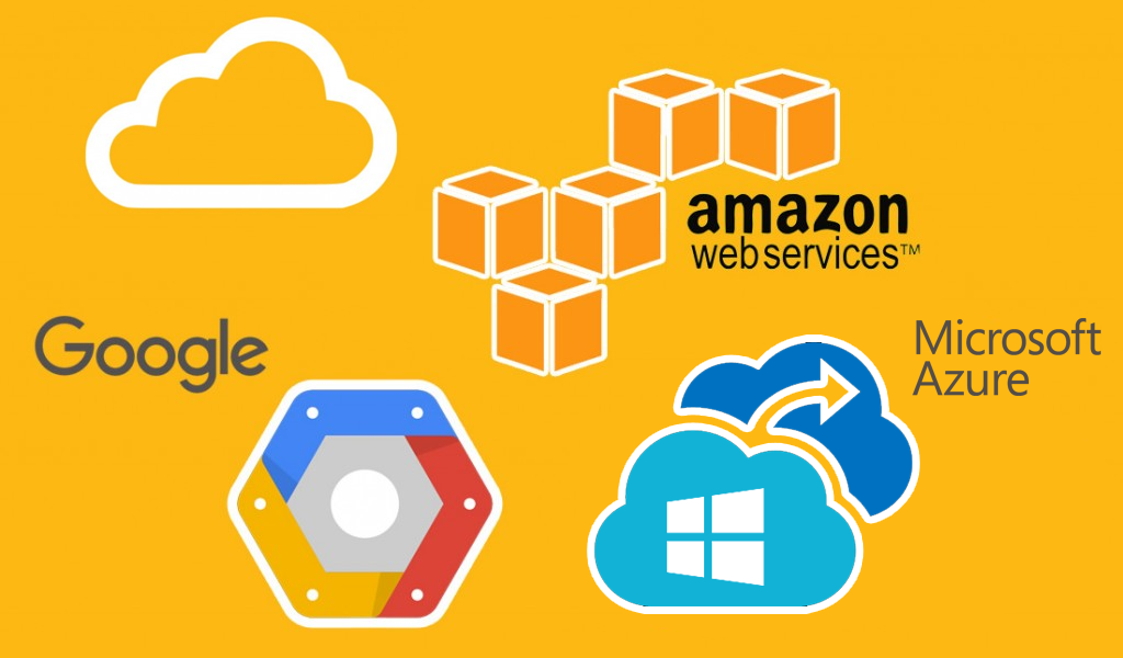Cloud Services - Google - AWS - another one Team