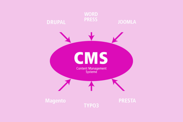 Content Management Systeme - another one Agentur Hamburg