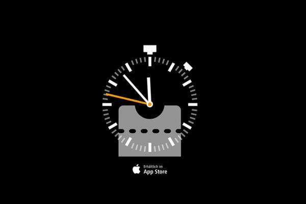 TimeTicket Zeiterfassung - erhältlich im AppStore